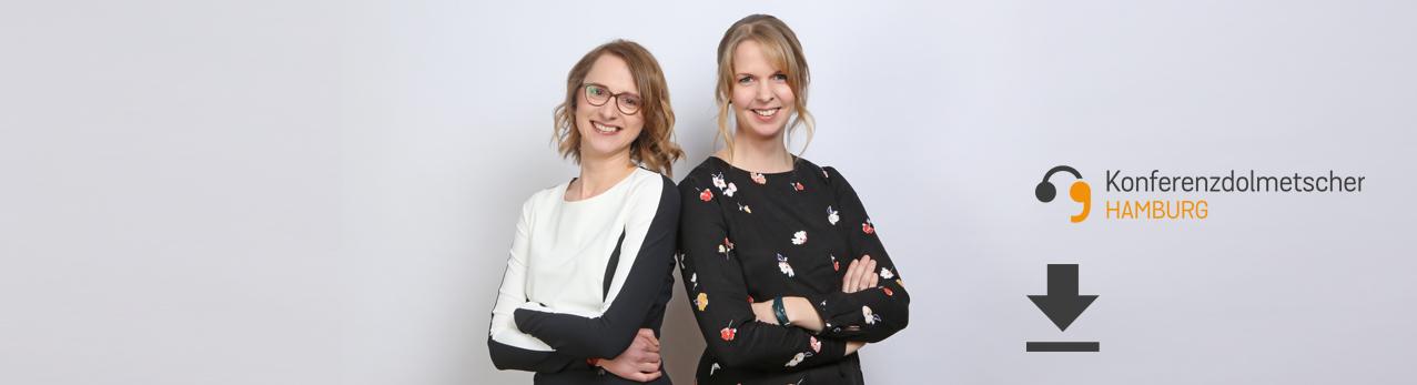 Konferenzdolmetscher Hamburg | Konferenzberatung | Dolmetschen | Übersetzungen. Monika Ott und Anja Grewe