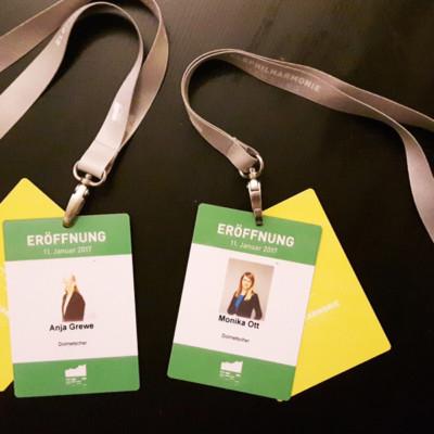 Feierliche Eröffnung der Elbphilharmonie